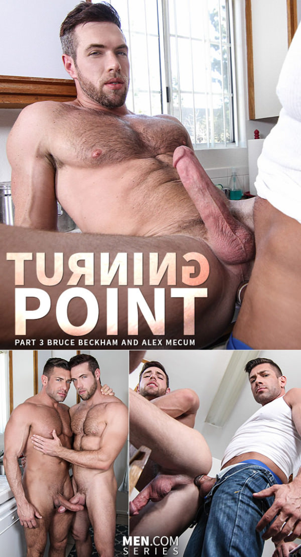 Str8toGay Turning Point, Part 3 Bruce Beckham pounds Alex Mecum Men.com