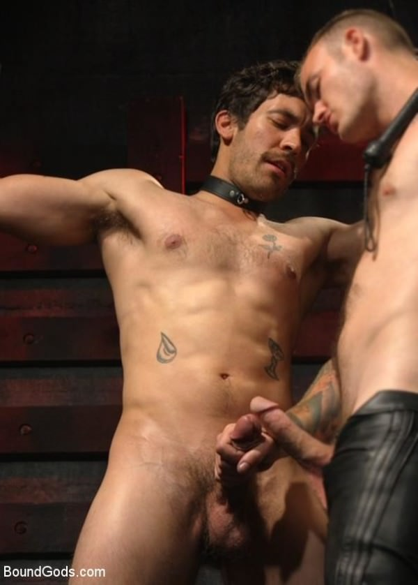 Boundgods A Date with Mr Wilde Dale Cooper Christian Wilde