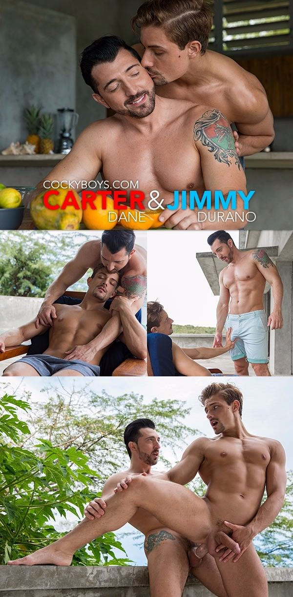 CockyBoys Just Love A Pornstars Guide to Sexual Freedom Carter Dane Jimmy Durano