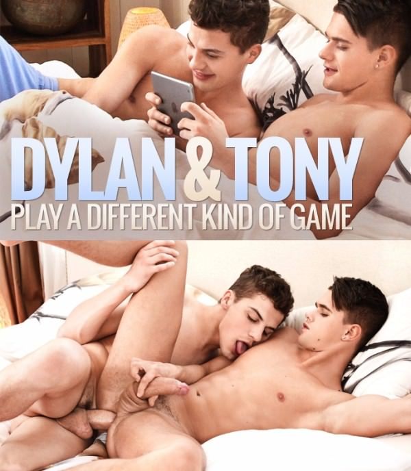 BelAmiOnline Dylan Maguire Tony Conrad Bareback
