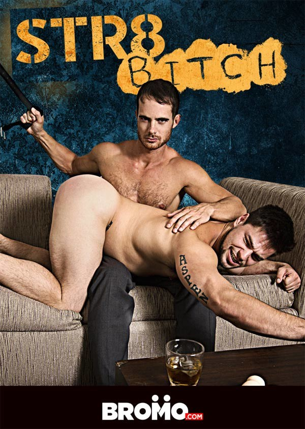 Bromo Str8 Bitch Part 1 Evan Marco Fucks Aspen Bareback