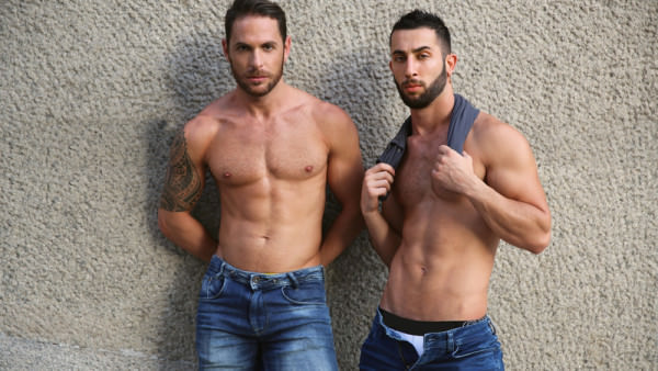 Ericvideos Aitor gets loaded by Alejandro Torres Bareback