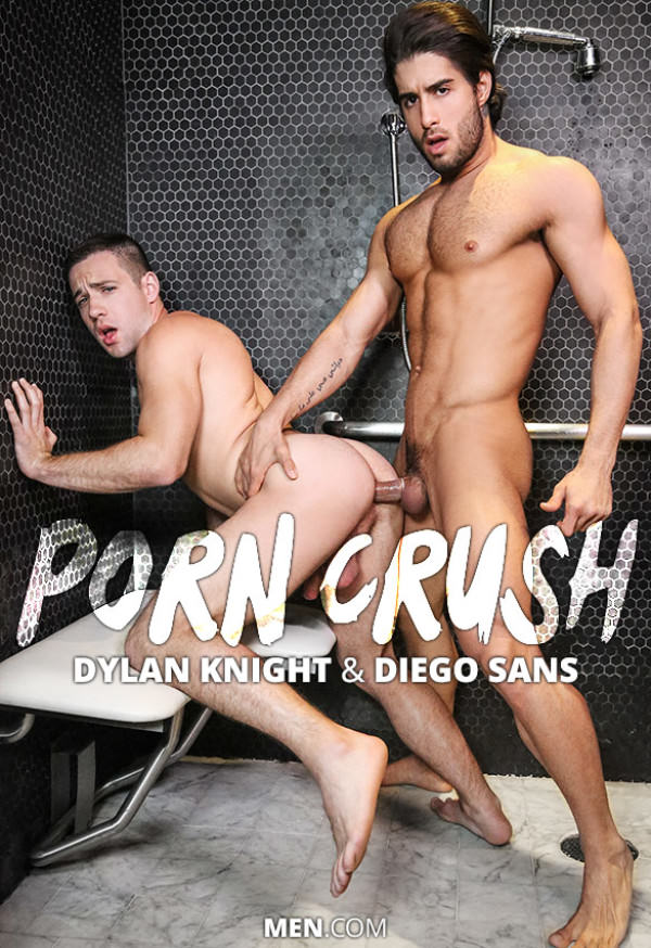 DrillMyHole Porn Crush Diego Sans bangs Dylan Knight Men.com