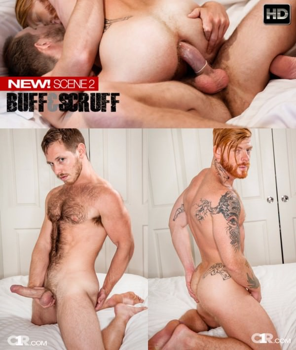 C1R Buff & Scruff Scene 2 Bennett Anthony Spencer Whitman