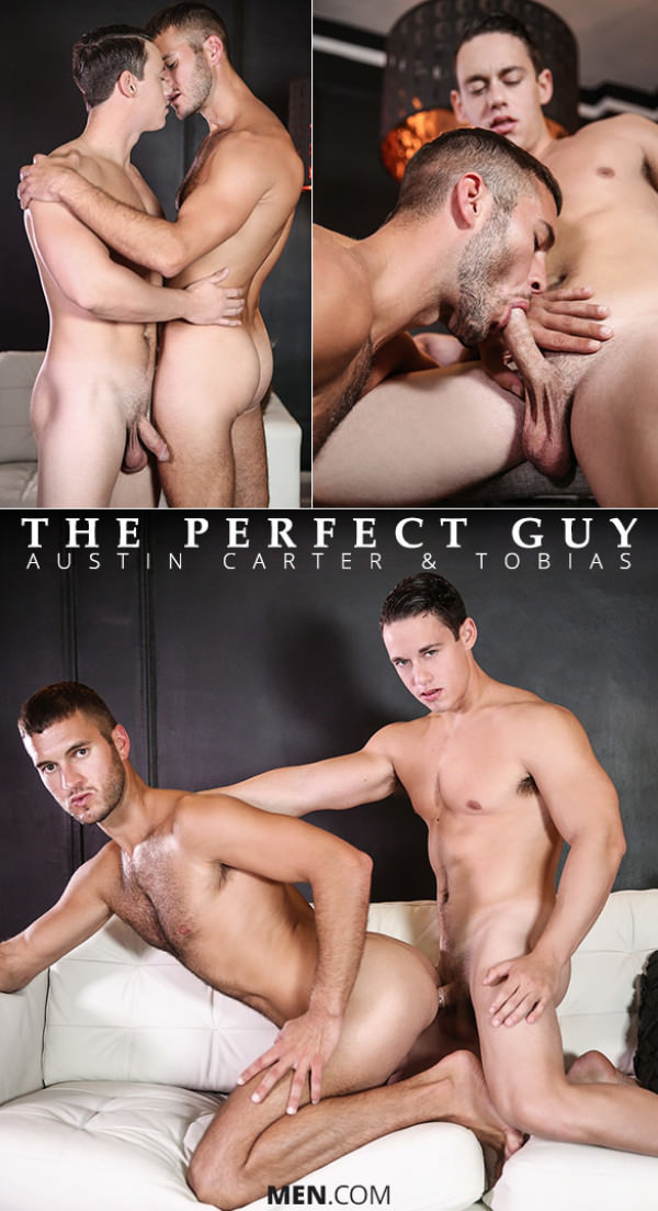 Drill My Hole The Perfect Guy Tobias Austin Carter Men.com
