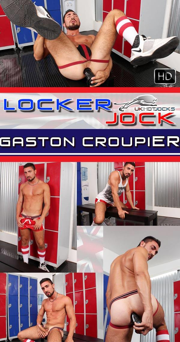 UKHotJocks Gaston Croupier Locker Jock
