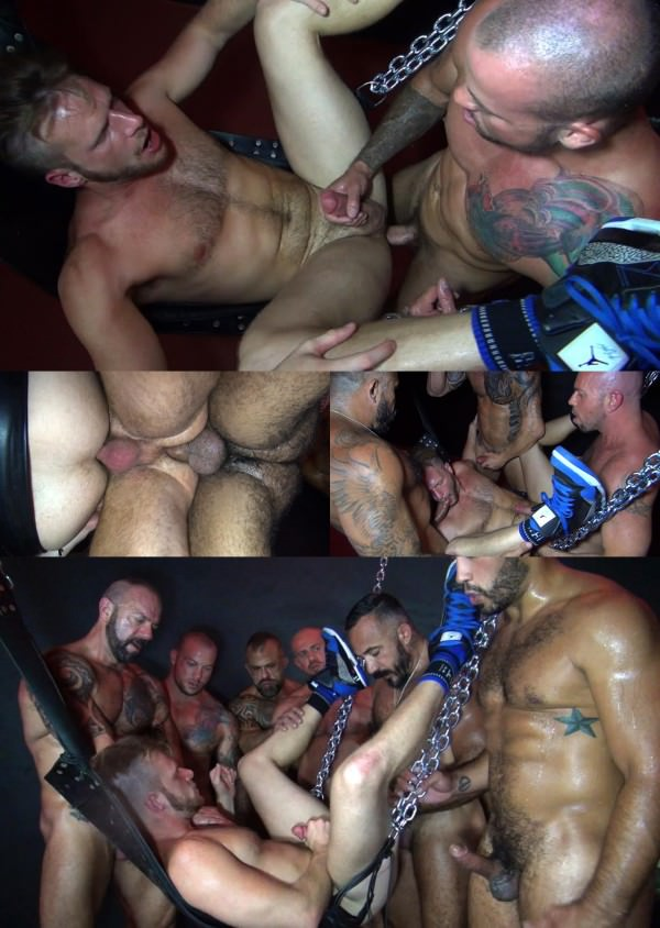 RawFuckClub Big Sex Club Orgy Part 2 Bareback