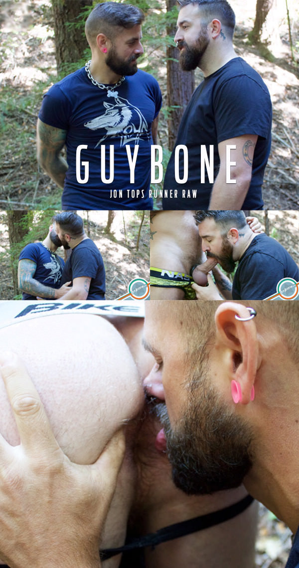 GuyBone Jon Tops Runner Raw