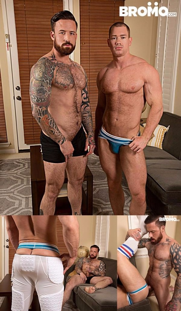 Bromo Raw Tension Part 1 Jordan Levine Beau Warner