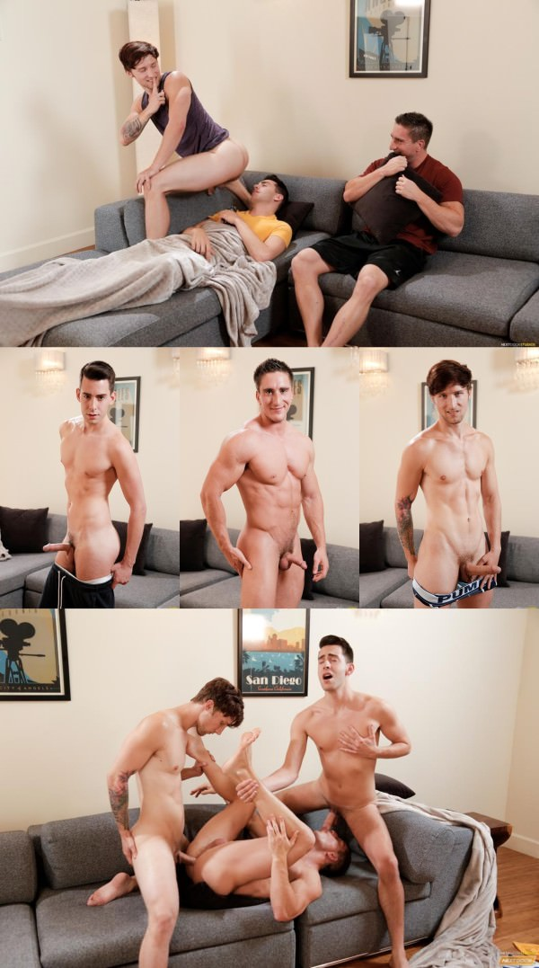 NextDoorBuddies Virgin Butt Buddy Scotty Zee, Lance Taylor Victor Powers