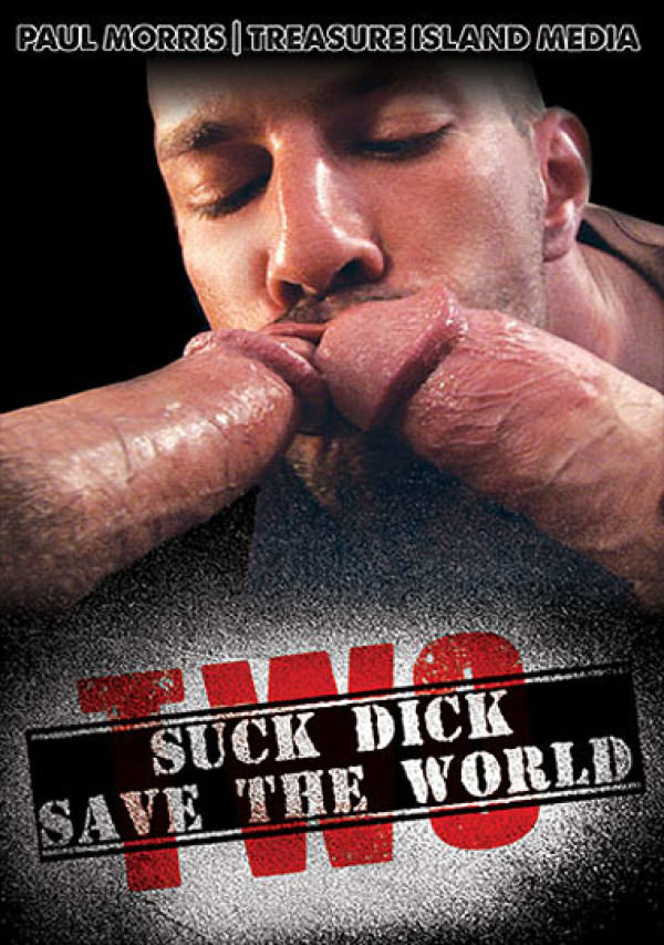 TreasureIslandMedia Suck Dick Save The World 2 DVD