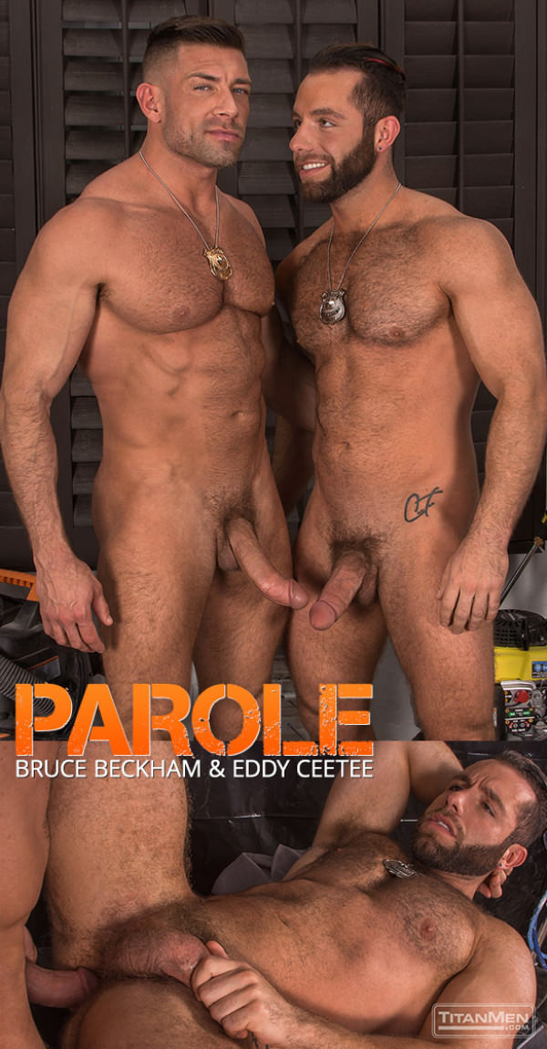 TitanMen Parole Bruce Beckham and Eddy CeeTee bang each other