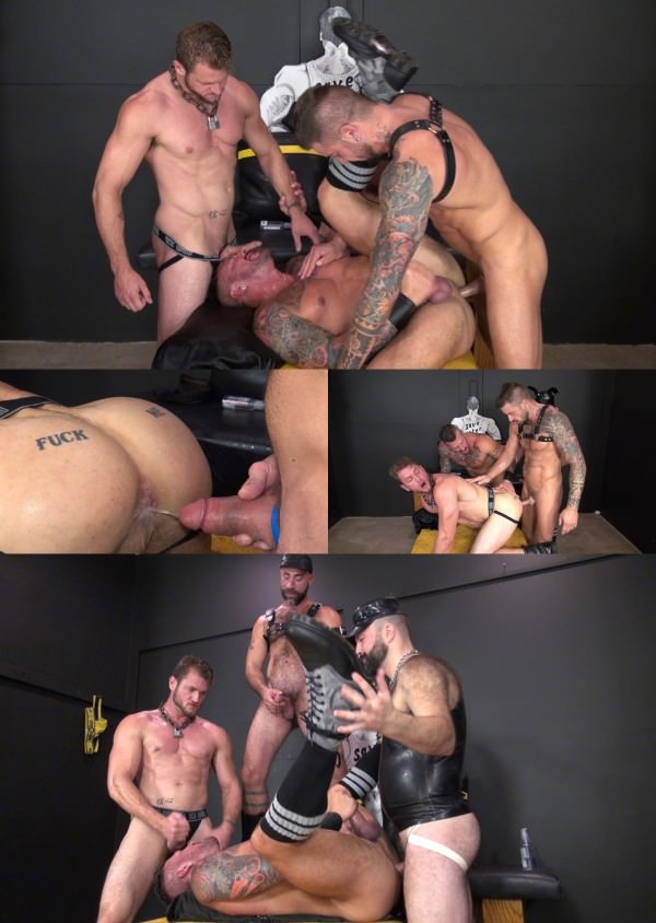 RawandRough FUCK ME Part 2 Boy Fillmore, Hugh Hunter, Dolf Dietrich, Ace Era Damon Andros