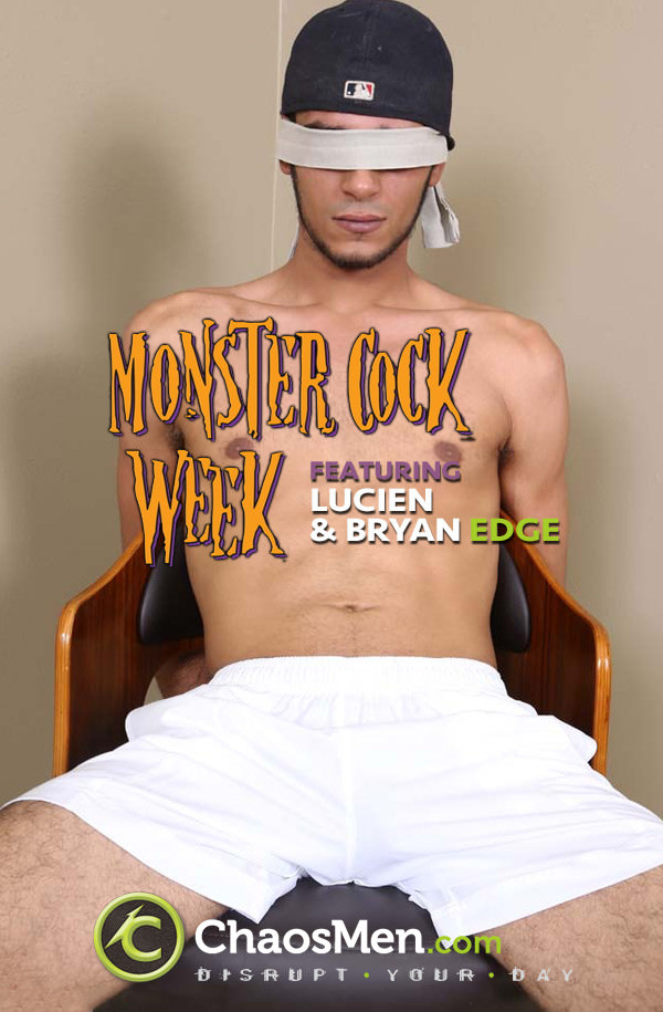 ChaosMen Monster Cock Week Day 7 Bryan & Lucian Edge