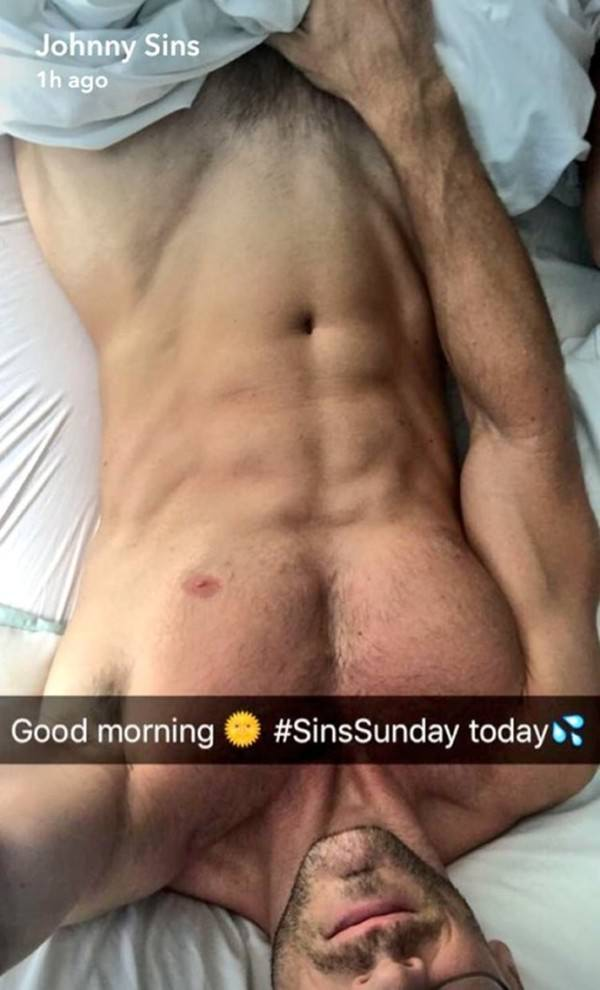 JohnnySins Johnny Solo Snap Sunday Johnny Sins