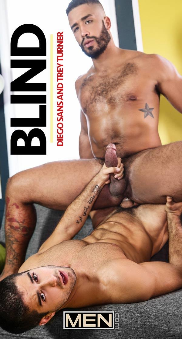DrillMyHole Blind -Part 2 Diego Sans Fucks Trey Turner Men.com