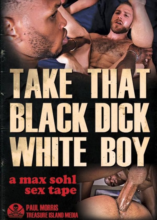 TrasureIslandMedia Take That Black Dick White Boy DVD Bareback
