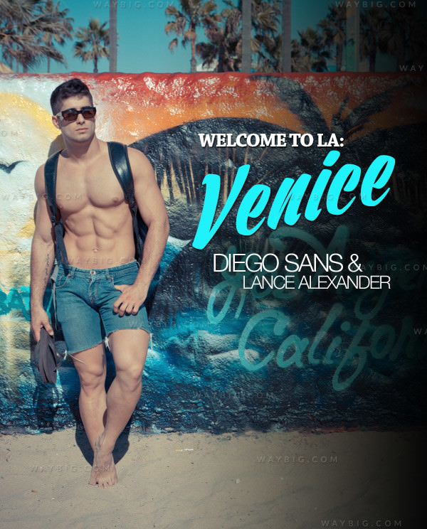 RandyBlue Welcome To LA Episode 4 Venice Diego Sans Lance Alexander