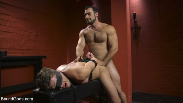 BoundGods Alexander Pays His Debts With His Holes Jaxton Wheeler Alexander Gustavo