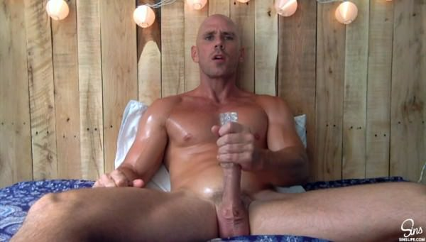 JohnnySins Johnny Sins STROKE SLEEVE SOLO