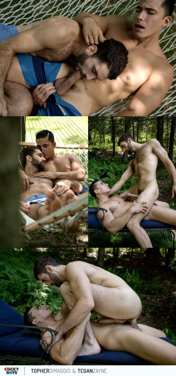 CockyBoys Tegan Zayne Topher Dimaggio