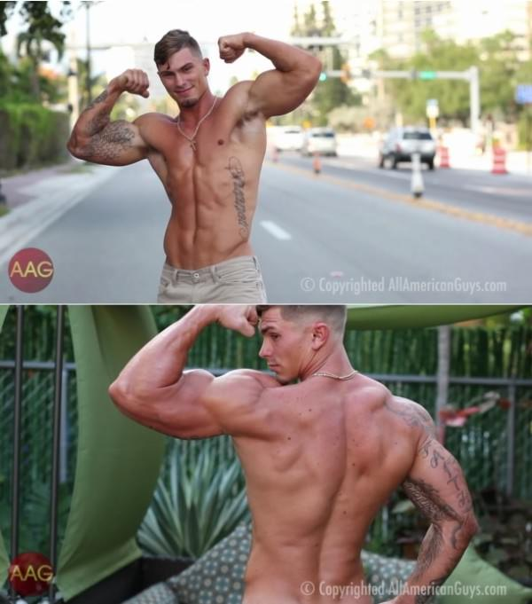 AllAmericanGuys Michael H Behind The Scenes Part 2