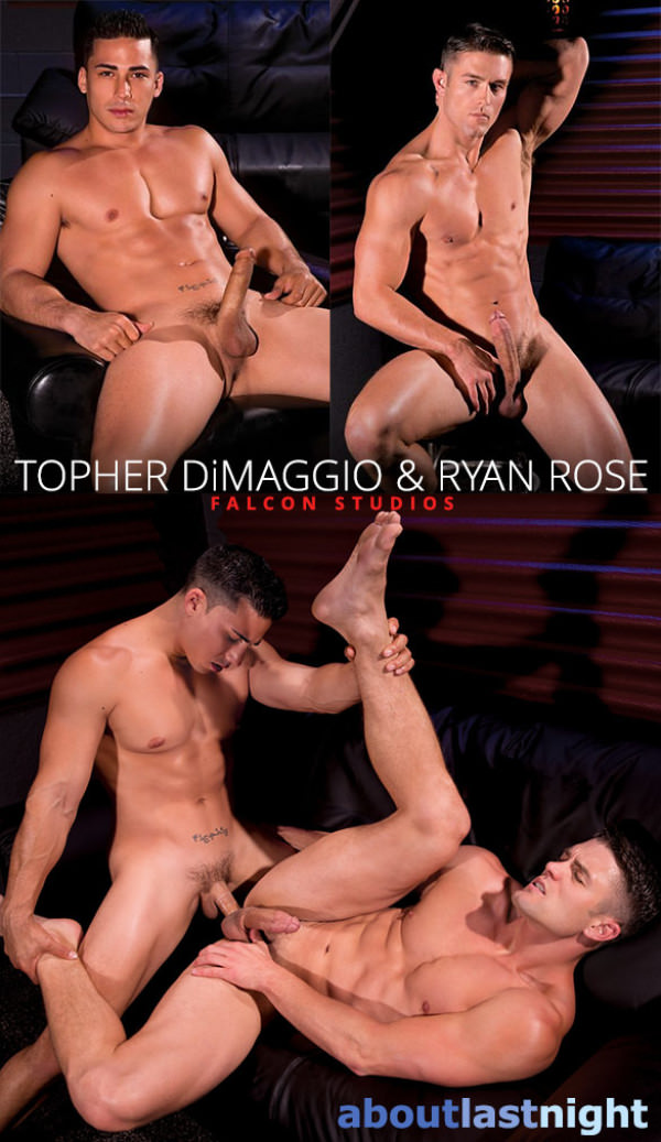 FalconStudios About Last Night Topher DiMaggio bangs Ryan Rose