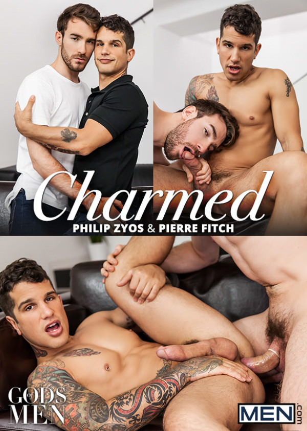 GodsofMen Charmed Philip Zyos Pierre Fitch Men.com