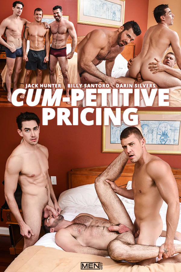 DrillMyHole Cum-petitive Pricing Darin Silvers bangs Billy Santoro and Jack Hunter Men.com