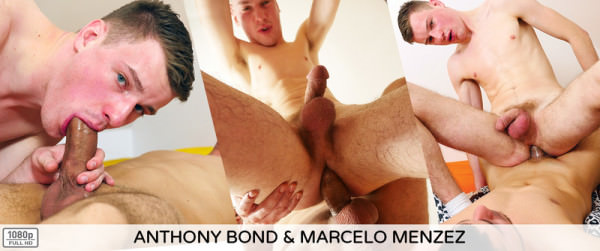 UKNakedMen Marcelo Menzez Anthony Bond