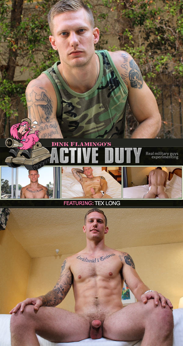 ActiveDuty Tex Long Solo