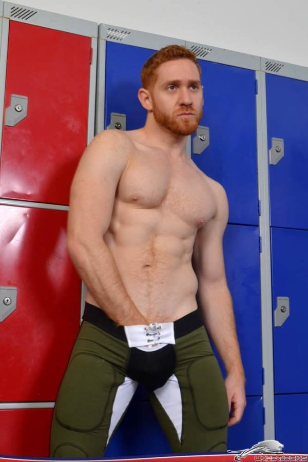 UkHotJocks LockerJock Leander