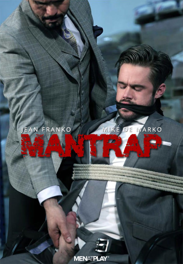 Menatplay Man Trap Jean Franko Mike De Marko