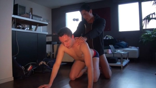 KeumGay Anthony KARLIER gets fucked by Greg CENTURI