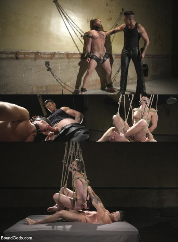Boundgods Returning House Slave Must Prove His Worth! Trenton Ducati Brian Bonds