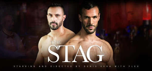 Menatplay The Stag Denis Vega Flex