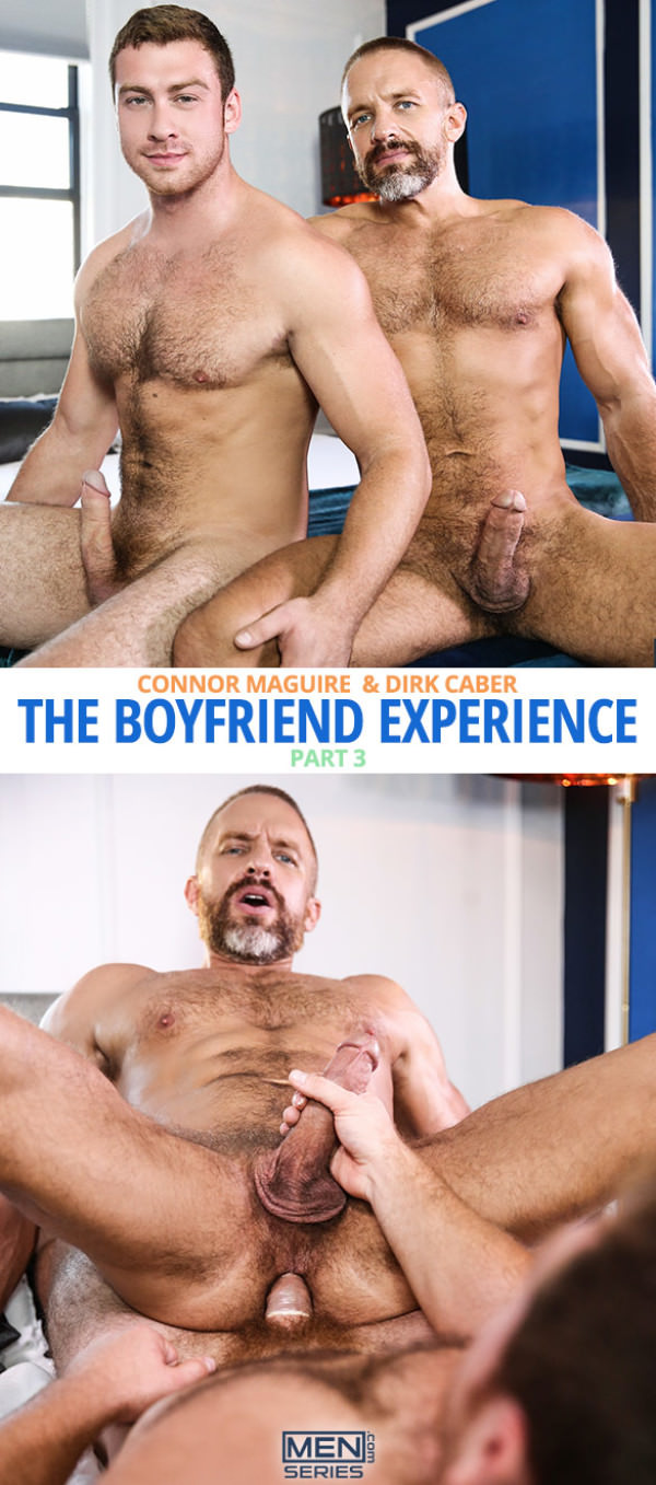 Str8toGay The Boyfriend Experience Part 3 Connor Maguire pounds Dirk Caber Men.com