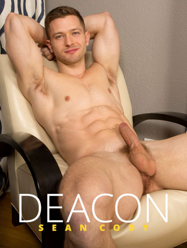 SeanCody Deacon rubs one out