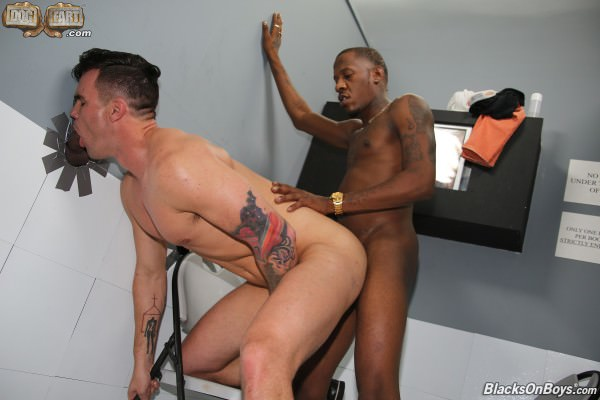 BlackOnBoys Beau Reed Deepdicc