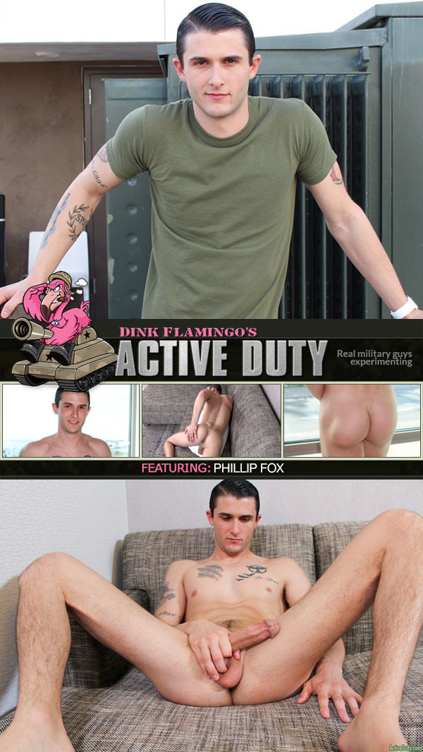 ActiveDuty Phillip Fox - New Recruit