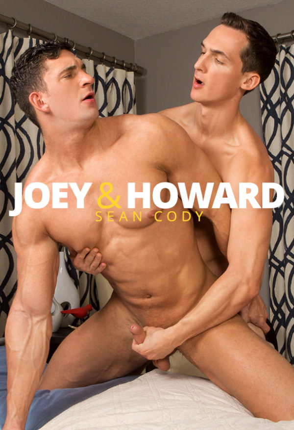 SeanCody Howard barebacks Joey