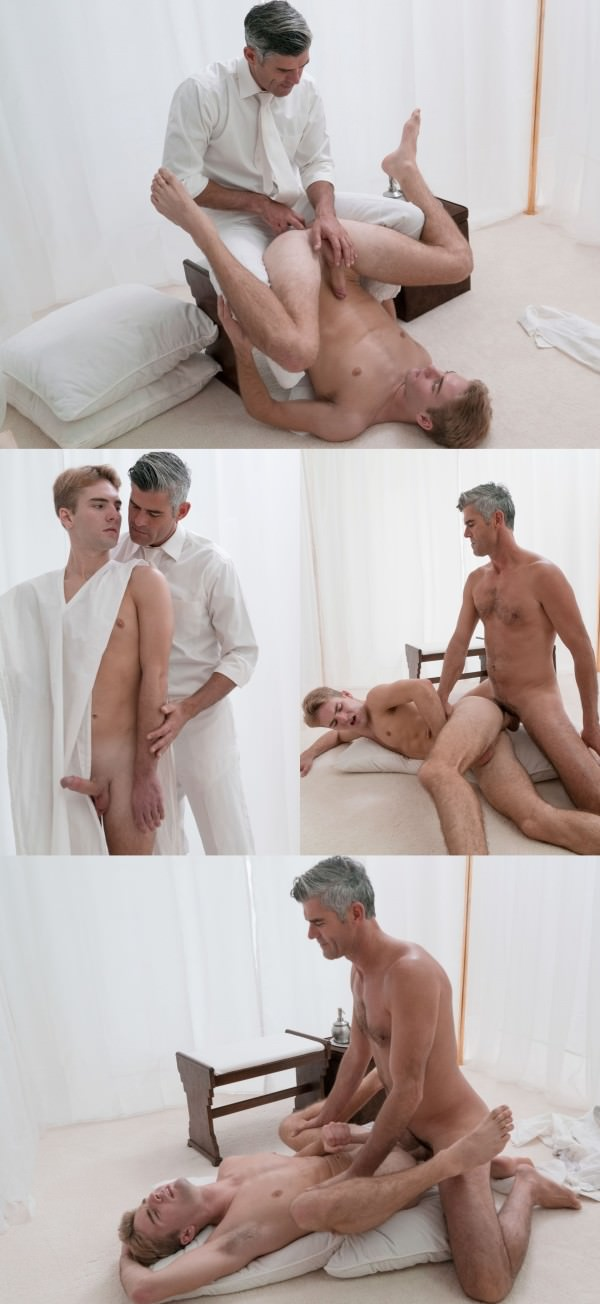 MormonBoyz Elder Esplin INITIATION Bareback