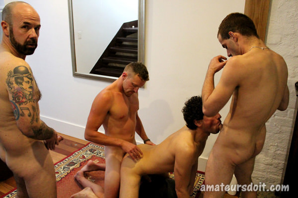 AmateurDoIt Leo, Randy, Jaxon Jonny