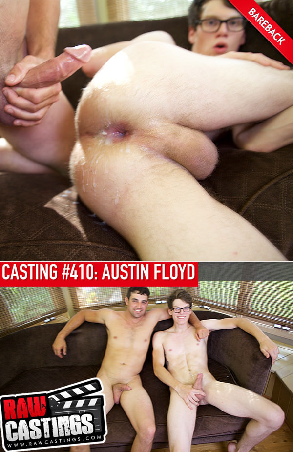 RawCastings Casting #410 Austin Floyd with Jack King