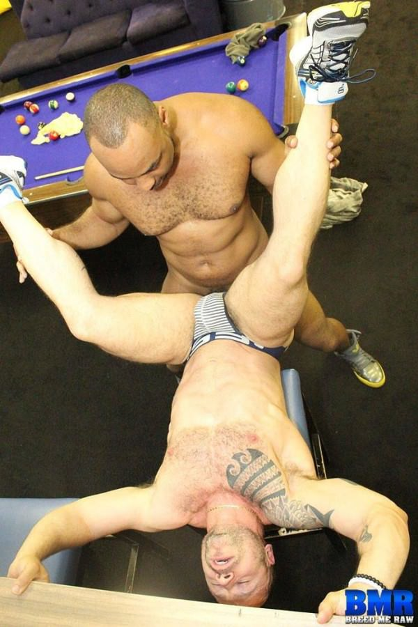 BreedMeRaw Ray Diesel and Russ Magnus Bareback