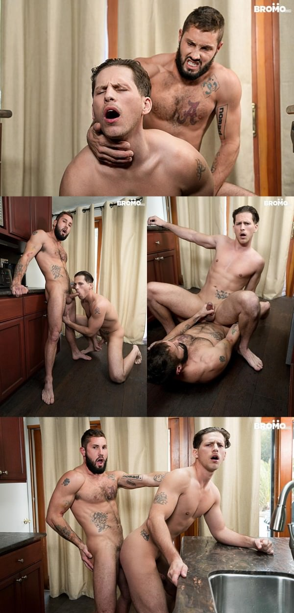 Bromo Raw Fugitive Jeff Powers Roman Todd Bareback