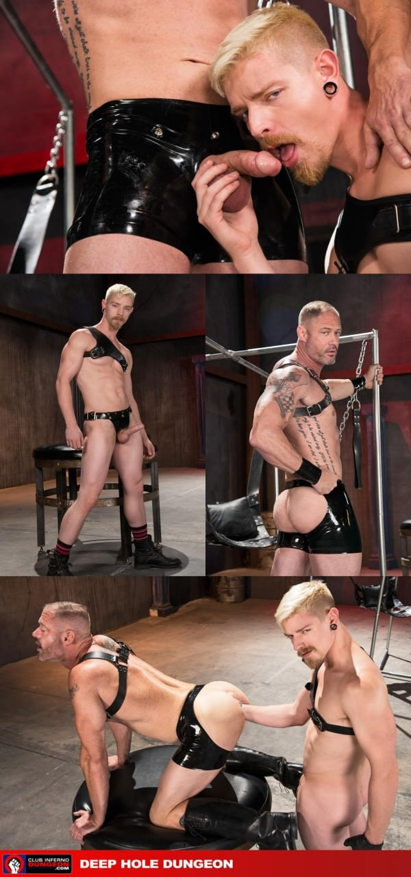 ClubInfernoDungeon Deep Hole Dungeon Cody Winter D Arclyte