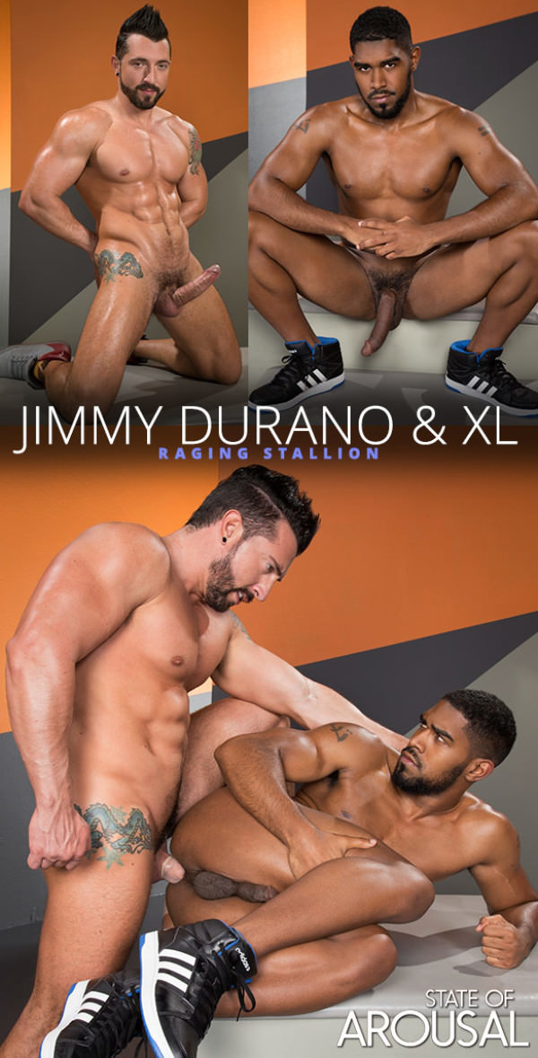 RagingStallion State of Arousal Jimmy Durano bangs XL