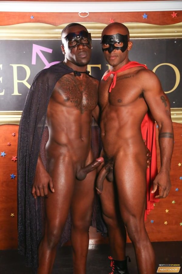 NextDoorEbony Phantom Of Allure Osiris Blade Leo Brooks