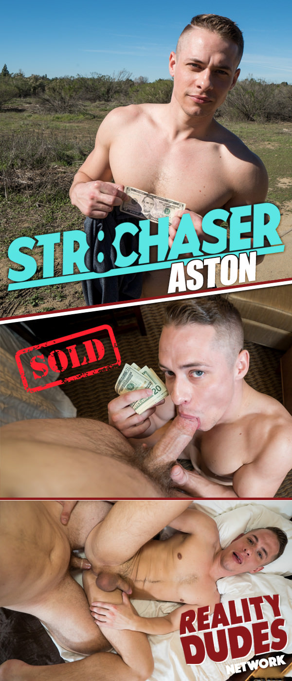 Str8Chaser Aston Springs - As Soon As I Saw That Ass, I Had To Have It RealityDudes